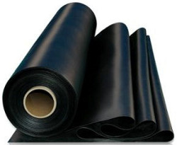 Technical rubber sheets